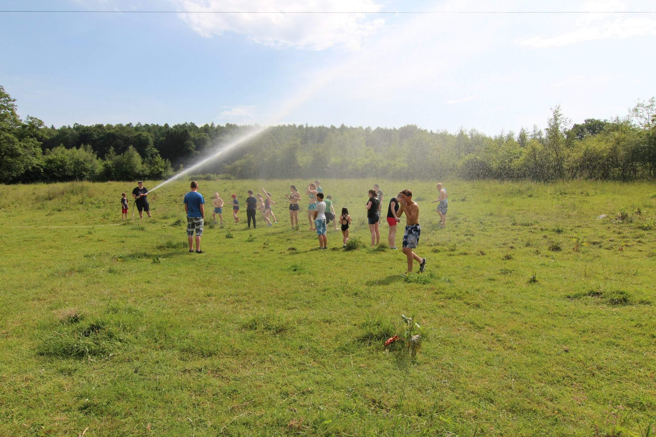 Pfingstlager, Spiel & Spaß